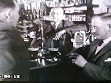 Customers at the bar in The Royal Oak Inn, March 1963