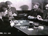 Playing Euchre at The Royal Oak Inn, March 1963