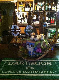 Dartmoor Border Morris are at The Royal Oak Inn