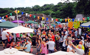 Meavy Oak Fair 2014