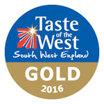 Taste of the West Gold Award 2014
